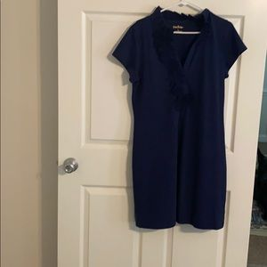 EUC Lilly Pulitzer Clary Polo stretch dress large